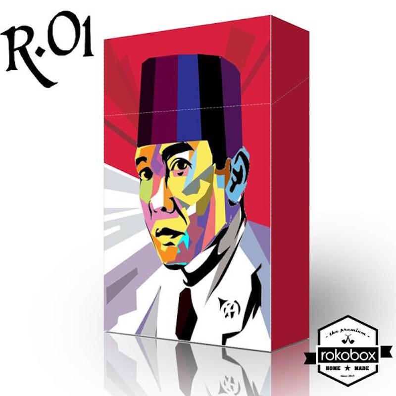 Kotak Bungkus Rokok Proklamator