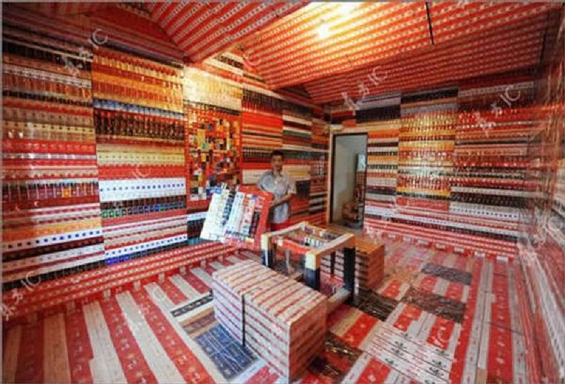 kolektor bungkus rokok