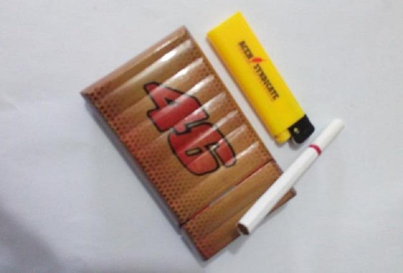 kotak bungkus rokok