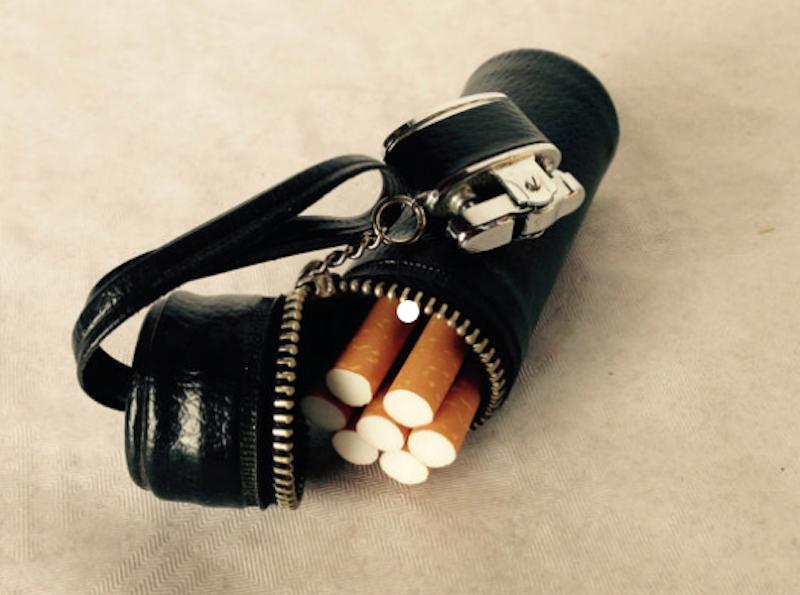 wadah pengganti bungkus rokok