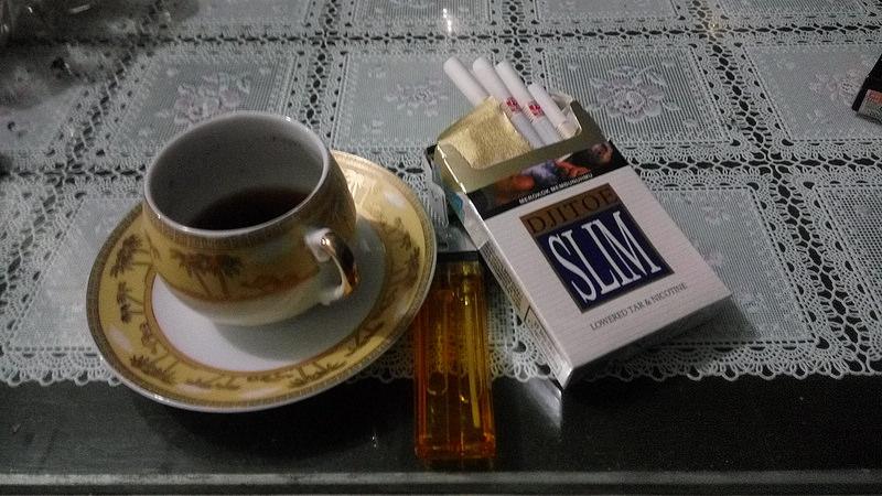 87+ Gambar Hp Kopi Rokok Kekinian