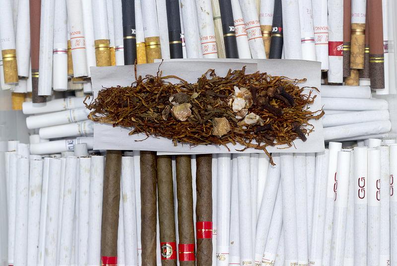 rokok tingwe