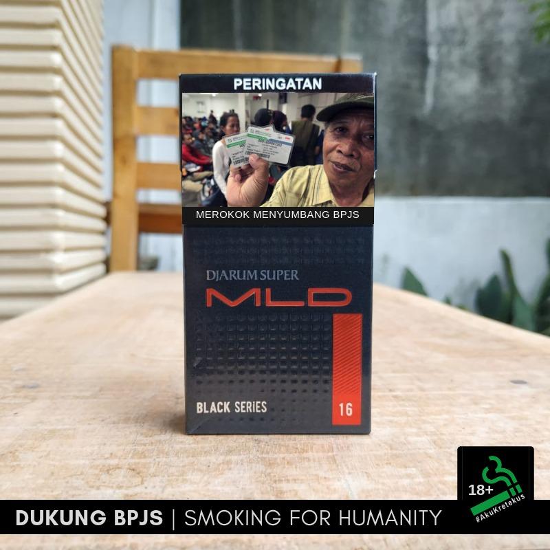 peringatan merokok