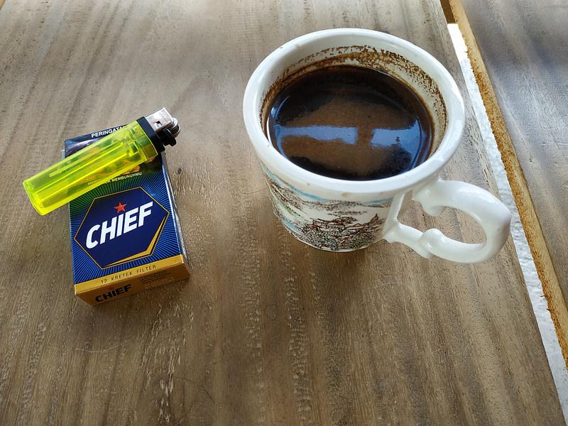 rook dan kopi